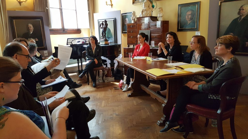Florence Writer's Publishing Day 2016 - St Mark's English Church