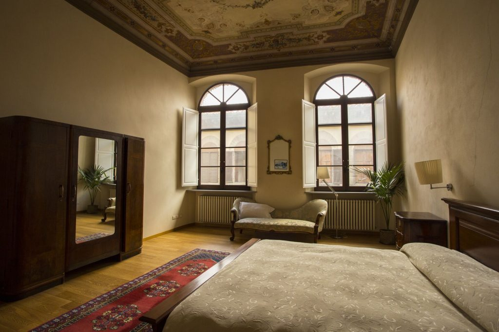master bedroom st mark s english church florence italy