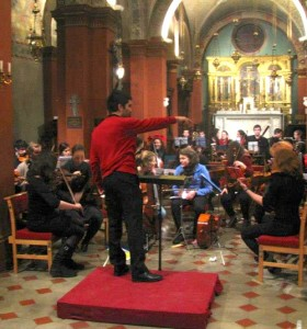 Music at St Mark's - an exciting venue for concerts